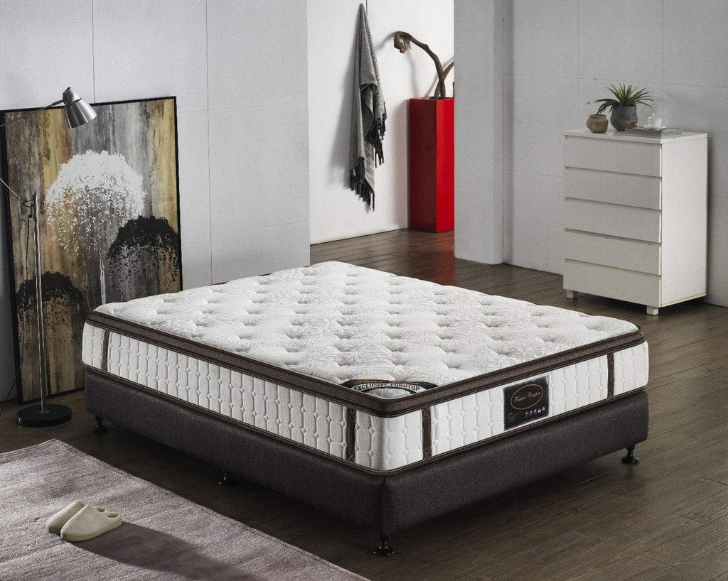 Exclusive Eurotop Roll Mattress King