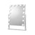 Hollywood Makeup Mirror with 15 Dimmable Bulb Lighted Dressing Mirror