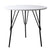 Office Meeting Table Dining Tables Round Desk Wooden Home Cafe Modern Desks 72cm