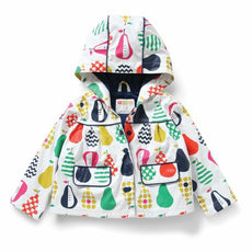 Penny Scallan Raincoat Pear Salad Size 1-2