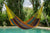 Size Outdoor Cotton Hammock in Confeti