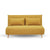 Sofa Bed Lounge Adjustable Seater Futon Couch Recliner Folding Linen Fabric