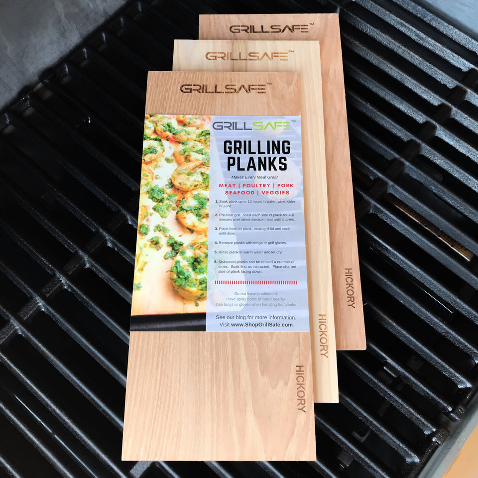 wood cooking planks for grilling