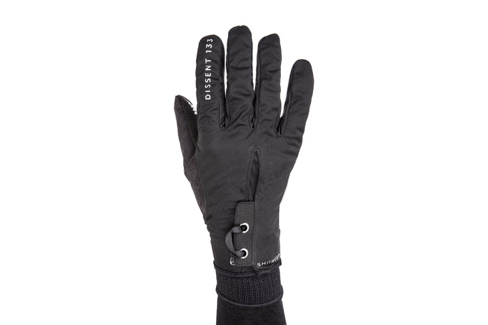 Showerlite Gloves by Dissent 133 [Windproof Layer]