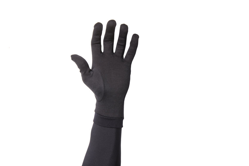 Dissent 133 Base Layer Silk Liner Glove Palm