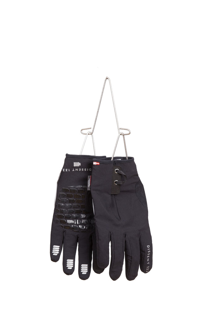 Dissent 133 Glove Hanger Set with Gloves