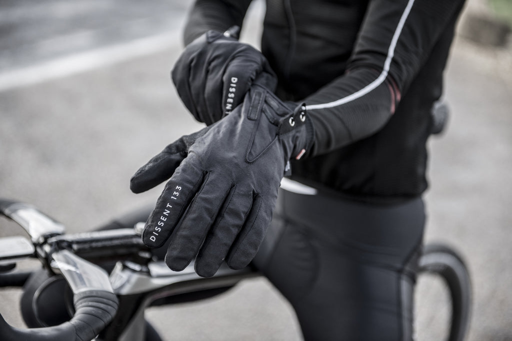 Dissent 133 Hiporalite Waterproof Cycling Gloves