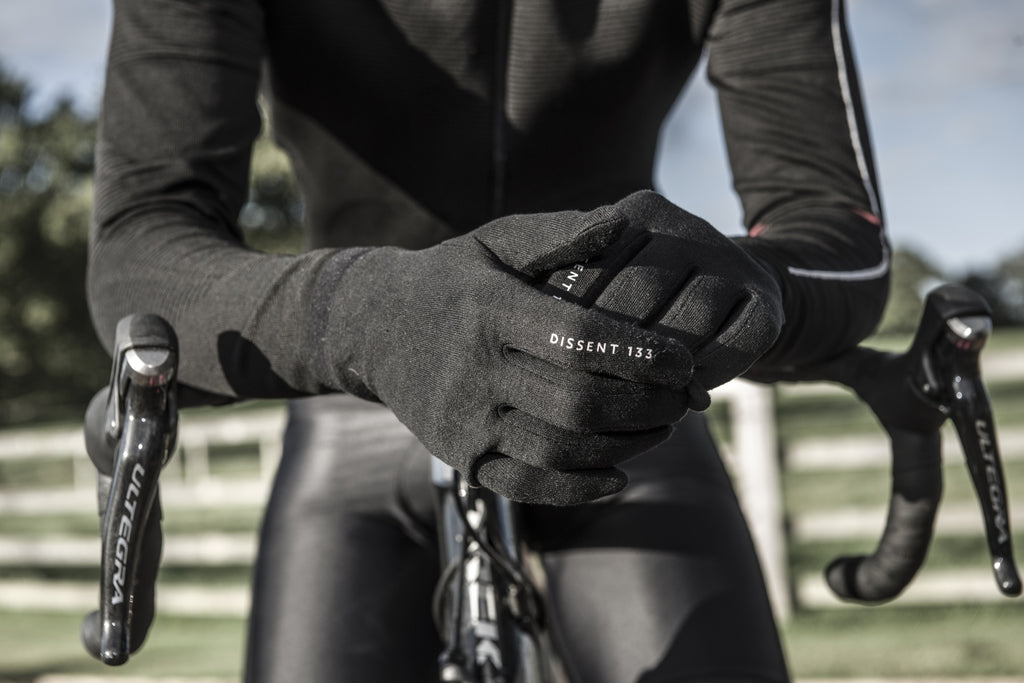 Waterproof Pack by Dissent 133 [Layered Cycling Glove System]