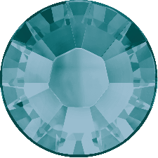 2038 XILION ROSE - BLUE ZIRCON HOTFIX COLOURS
