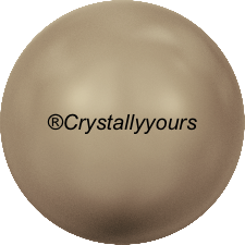 5810 CRYSTAL BRONZE PEARLS