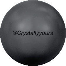 5810 CRYSTAL BLACK PEARLS