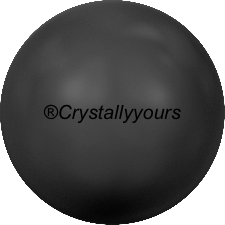 5810 CRYSTAL MYSTIC BLACK PEARLS
