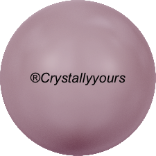 5810 - CRYSTAL POWDER ROSE PEARL