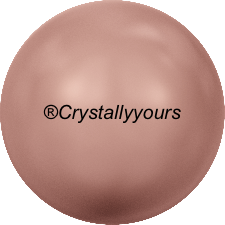 5810 - CRYSTAL ROSE PEACH PEARL