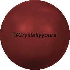 5810 CRYSTAL RED CORAL PEARL