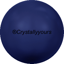 5810 CRYSTAL DARK LAPIS PEARLS