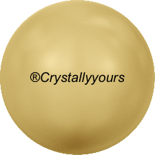 5811 CRYSTAL GOLD PEARL