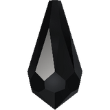 6000 MM 13X6.5 TEARDROP PENDANT
