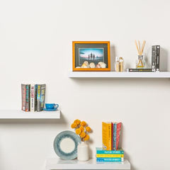 styling your shelves with personalised items