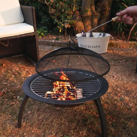 5 things to cook over a fire pit