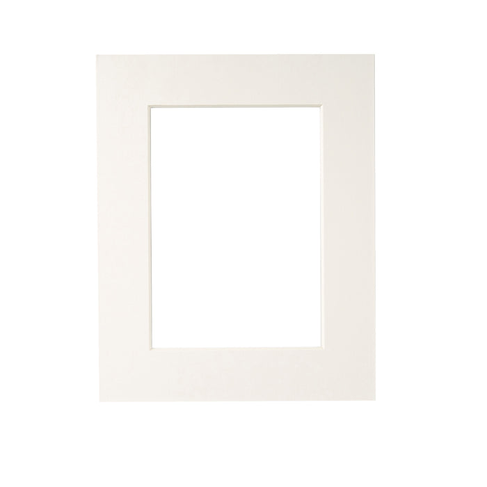 Nicola Spring Picture Mount for 8 x 10 Frame | Photo Size 5 x 7 - Ivory