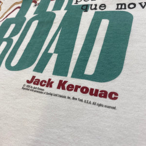 90s Jack Kerouac On The Road