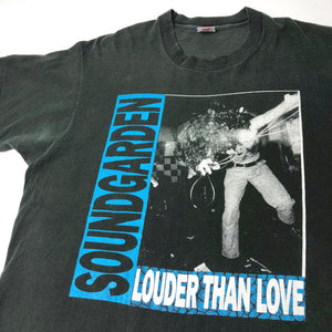 1990 Soundgarden 'Louder than Love'