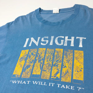 1990 Insight 'What Will it Take?'