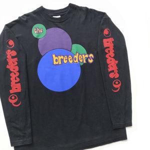 Mid 90s The Breeders Long Sleeve