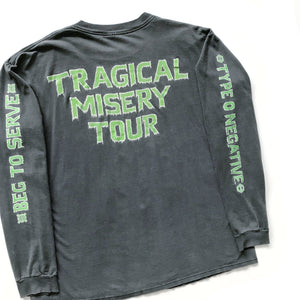 1994 Type O Negative 'Tragical Misery Tour'