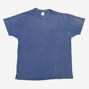 90s NAVY POCKET T-SHIRT