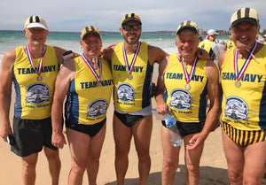 Burnie Masters Win Gold!