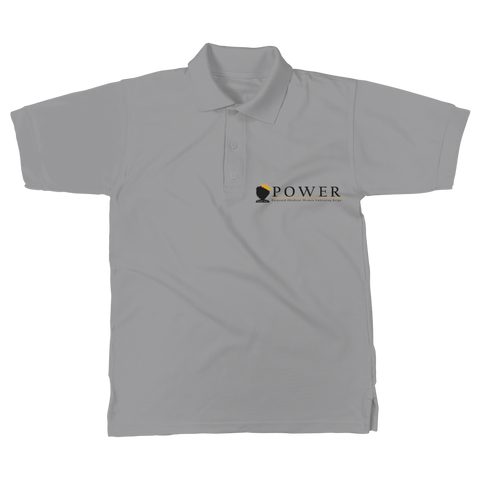 POWER Team Classic Women's Polo Shirt