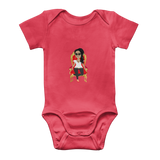 QTY Jazz Animation One Classic Baby Onesie Bodysuit