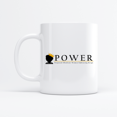 POWER Team 11oz Mug - 2 Pieces Pack TESTING