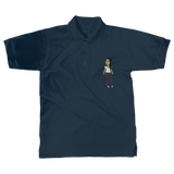 QT Jazz Animation Two Classic Adult Polo Shirt