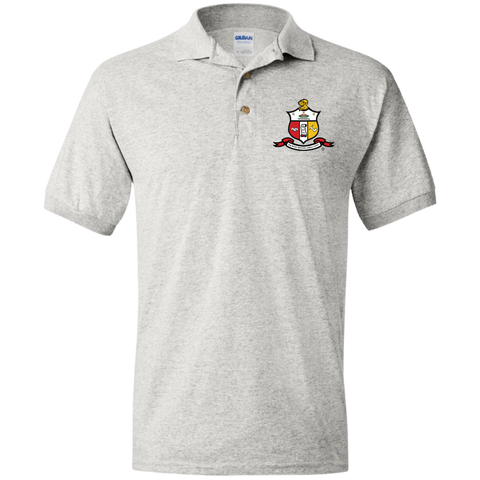 Nupe Crest Polo Shirt