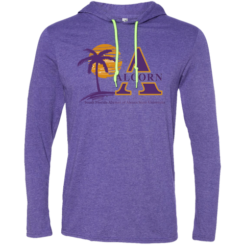 South Florida Alumni of Alcorn State University LS T-Shirt Hoodie