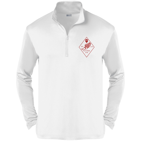 Nupe's Run w/ Summers Competitor 1/4-Zip Pullover