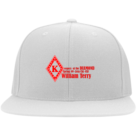 Keepers of the Diamond William Terry Flexfit Cap - iWILLinspire