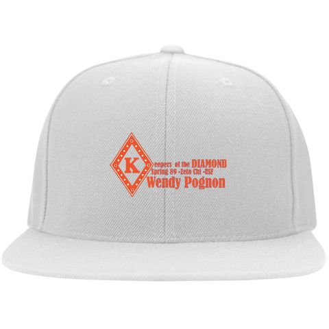 Keepers of the Diamond Wendy Pognon Flexfit Cap - iWILLinspire