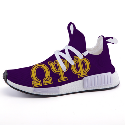 Omega Psi Phi - Lightweight fashion sneakers casual sports shoes - iWILLinspire