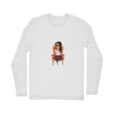 QTY Jazz Animation One Classic Long Sleeve T-Shirt