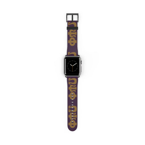 Omega Apple Watch Strap