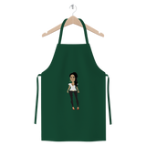 QT Jazz Animation Two Premium Jersey Apron