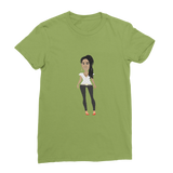 QT Jazz Animation Two Classic Women's T-Shirt