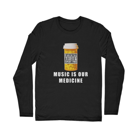 Pill Bottle RU Classic Long Sleeve T-Shirt