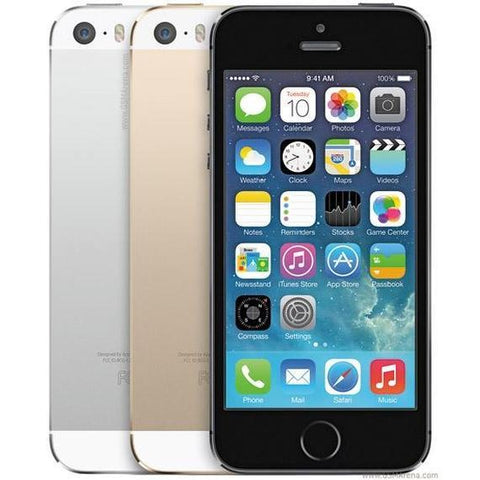 Apple iPhone 5S GSM Unlocked Different Color and Storage options