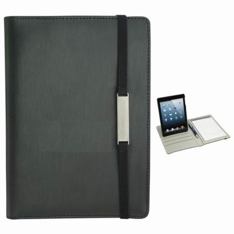 Rotating Case Tech Padfolio For Mini 5.5×8 Tablet With Writing Pad