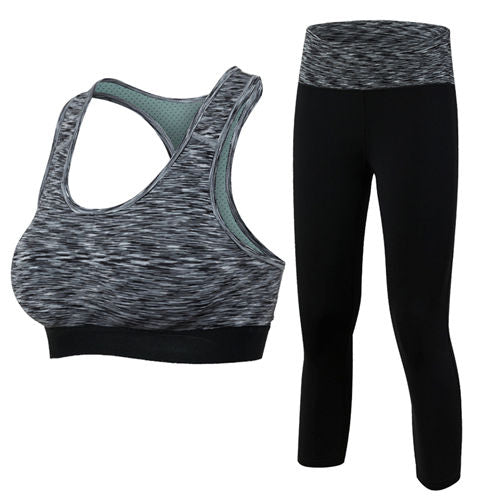 Workout Sport Suit Female Set